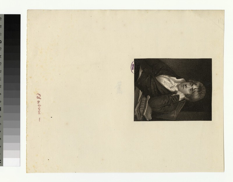 Portrait of Dubois