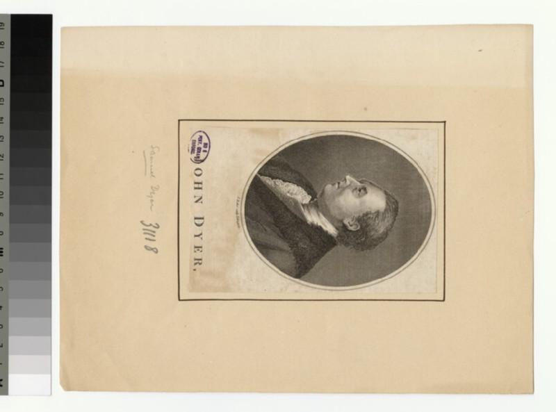 Portrait of J. Dyer