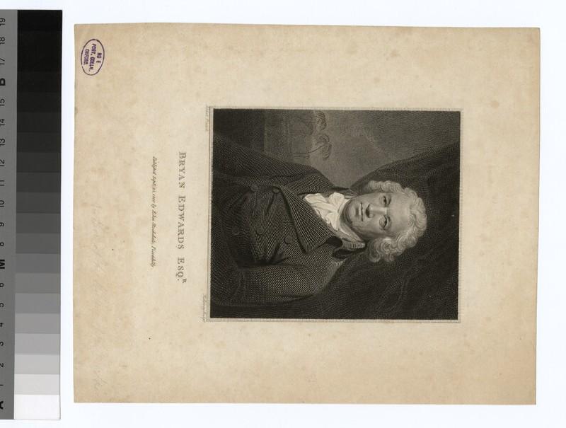 Portrait of B. Edwards