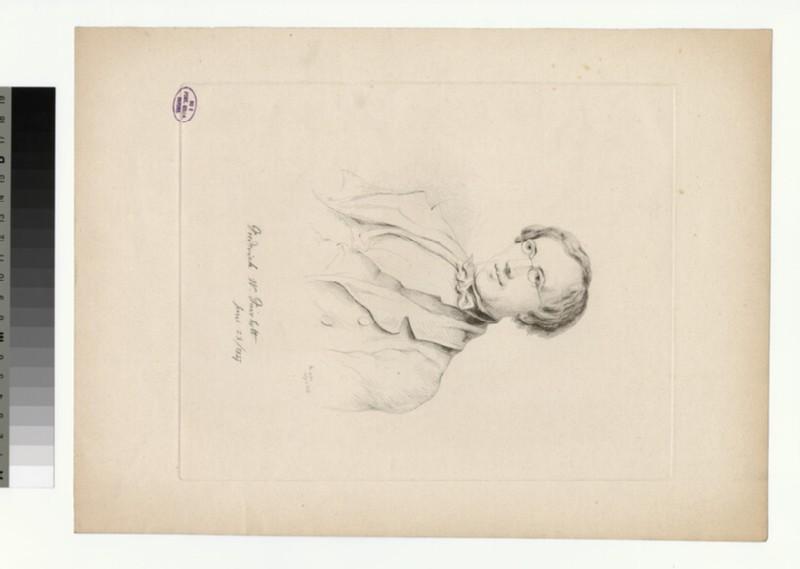 Portrait of F. W. Fairholt