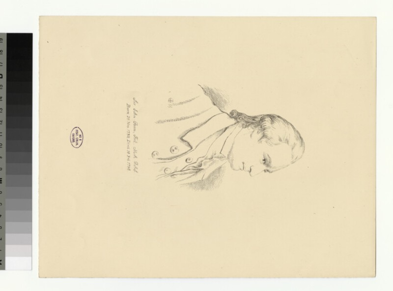Portrait of J. Fenn (WAHP31152)