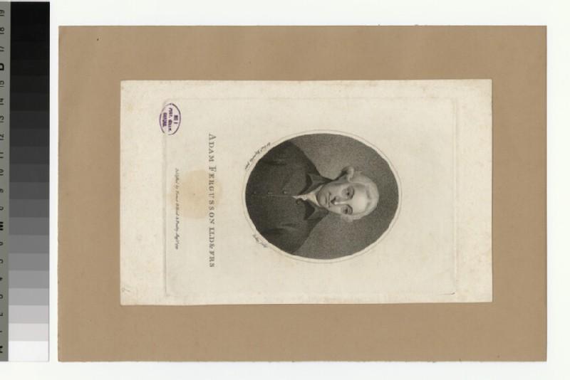 Portrait of Fergusson (WAHP31159)