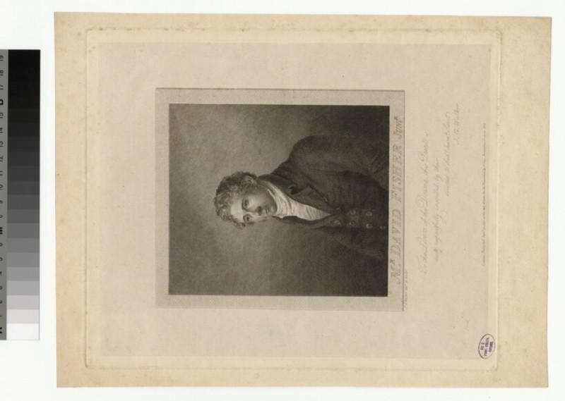Portrait of D. Fisher