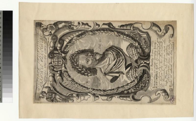 Portrait of J. Fletcher (WAHP31175)