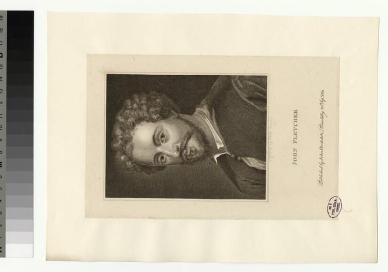 Portrait of J. Fletcher (WAHP31179)