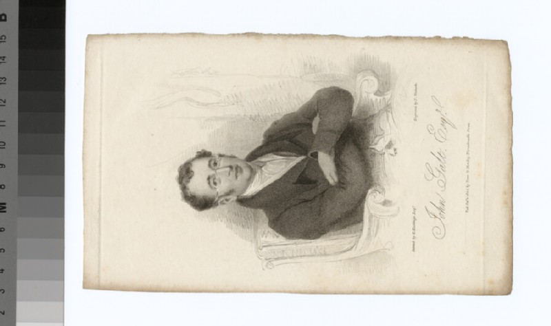 Portrait of J. Galt (WAHP31217)