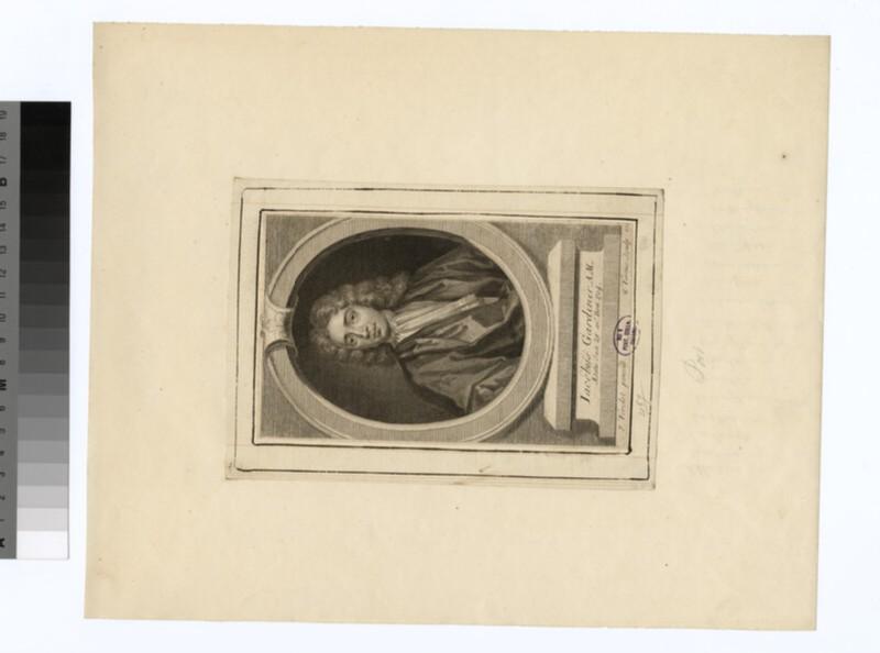 Portrait of J. Gardiner