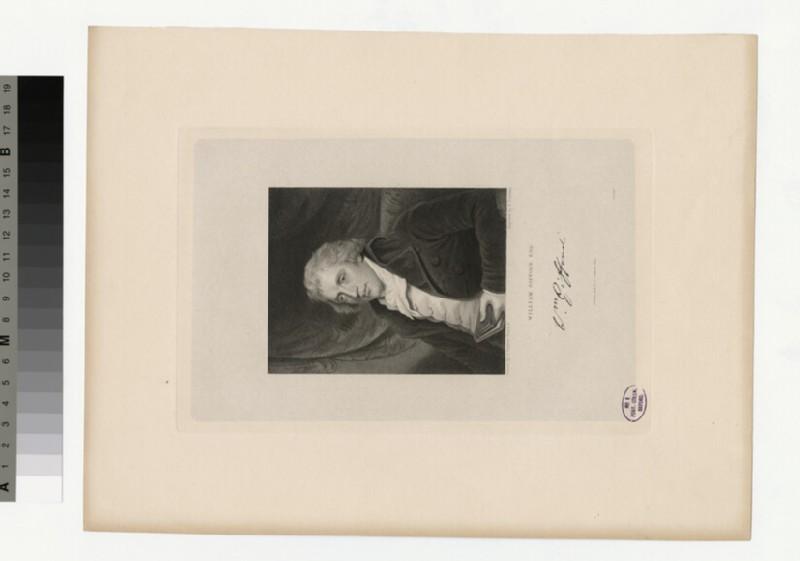 Portrait of W. Gifford