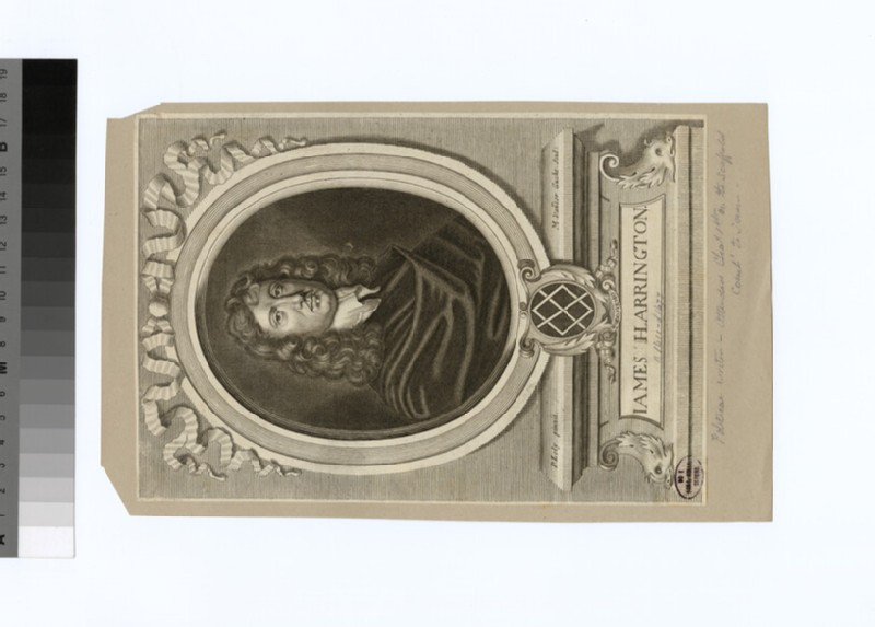 Portrait of J. Harrington (WAHP31308)