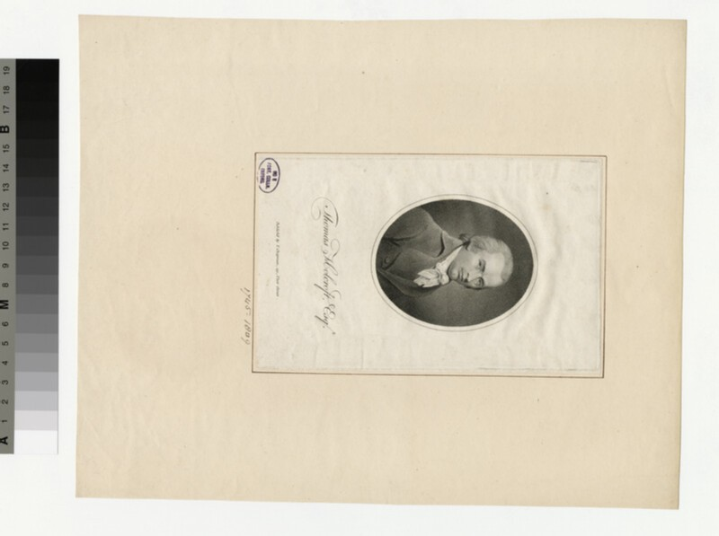 Portrait of T. Holcroft (WAHP31424)