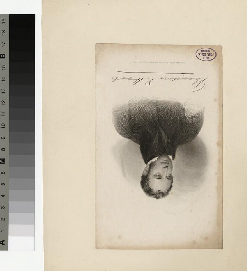 Portrait of Theodore Hook