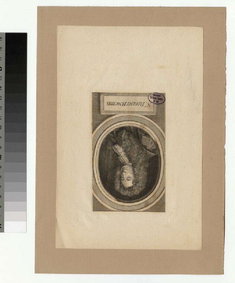 Portrait of R. Howard (WAHP31456)