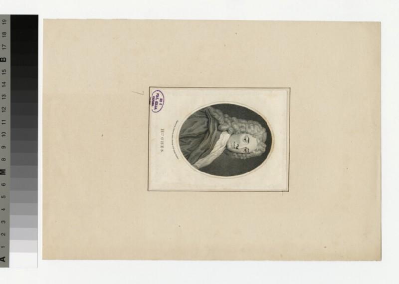 Portrait of J. Hughes (WAHP31468)