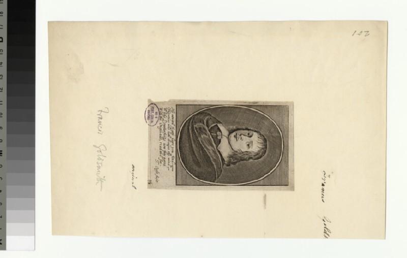 Portrait of F. Goldsmith