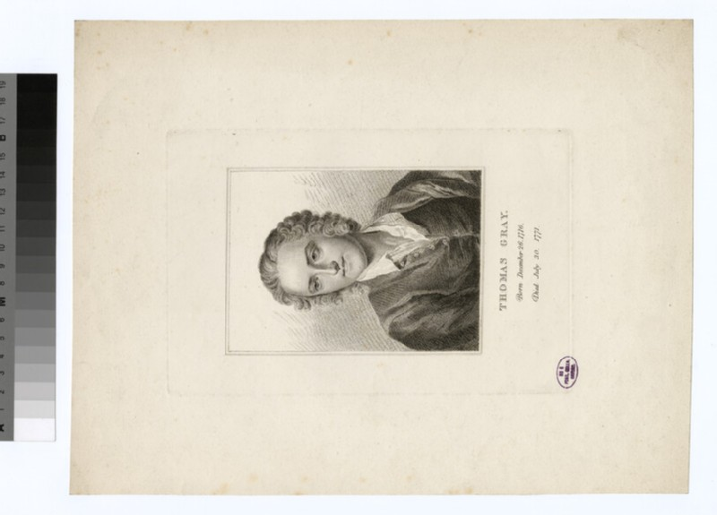 Portrait of T. Gray (WAHP31590)