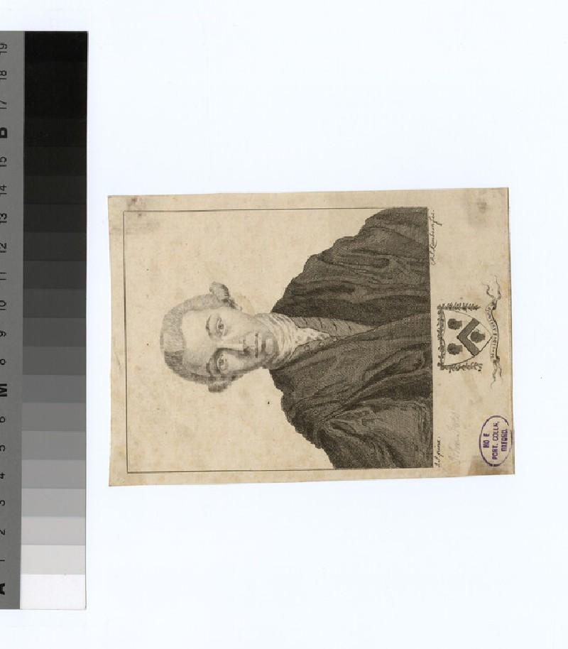 Portrait of J. Ives