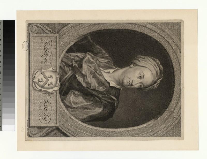 Portrait of H. Jacob