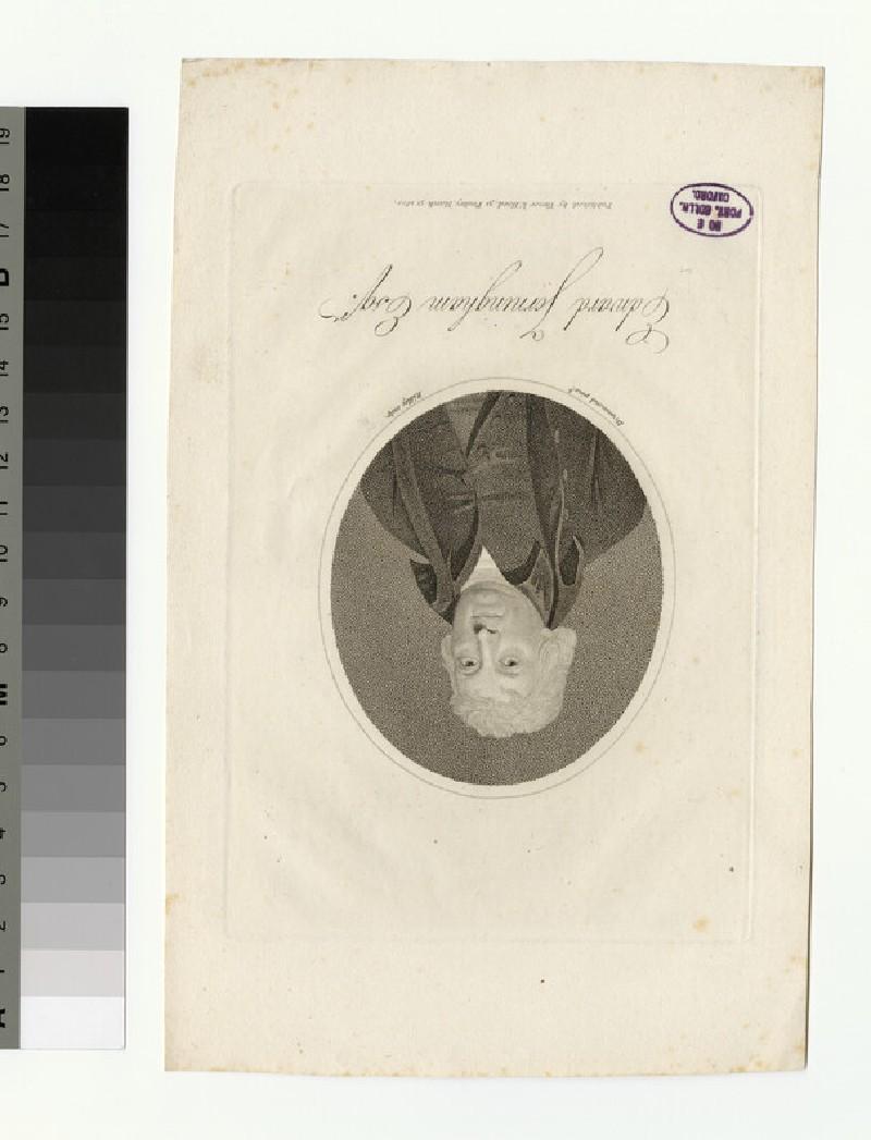 Portrait of E. Jerningham