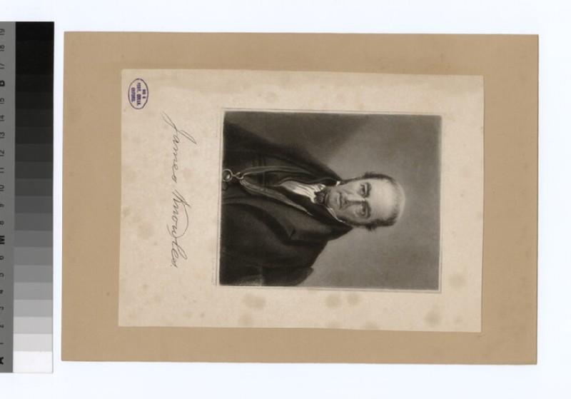 Portrait of J. Knowles