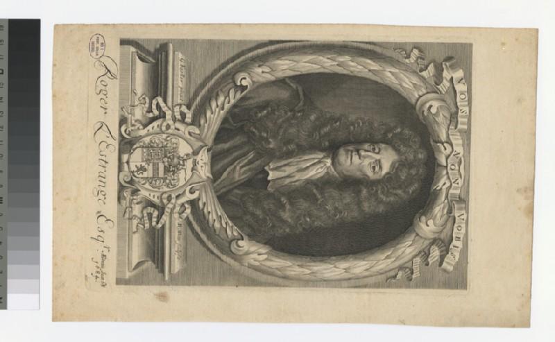 Portrait of R. L'Estrange