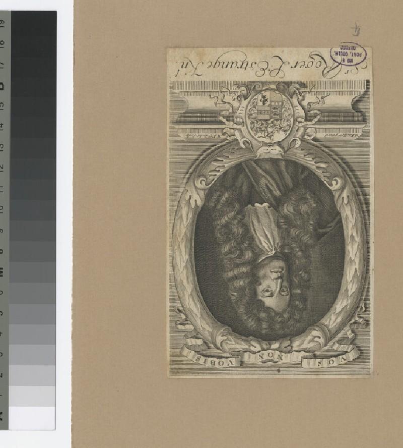 Portrait of R. L'Estrange (WAHP31814)