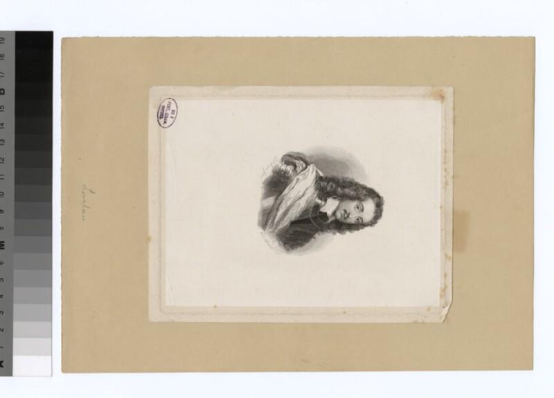 Portrait of R. Lovelace (WAHP31901)