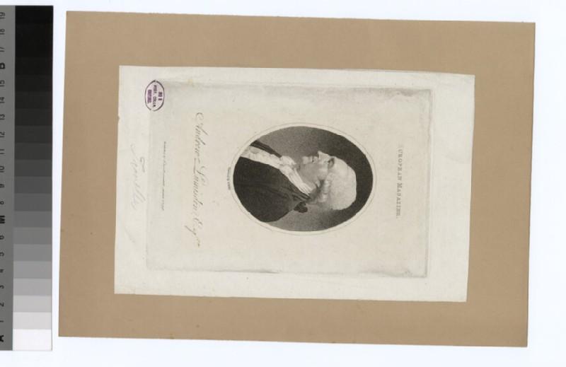 Portrait of A. Lumisden
