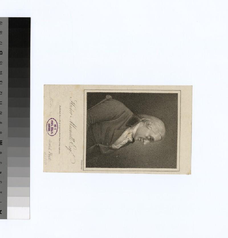 Portrait of H. Macneill