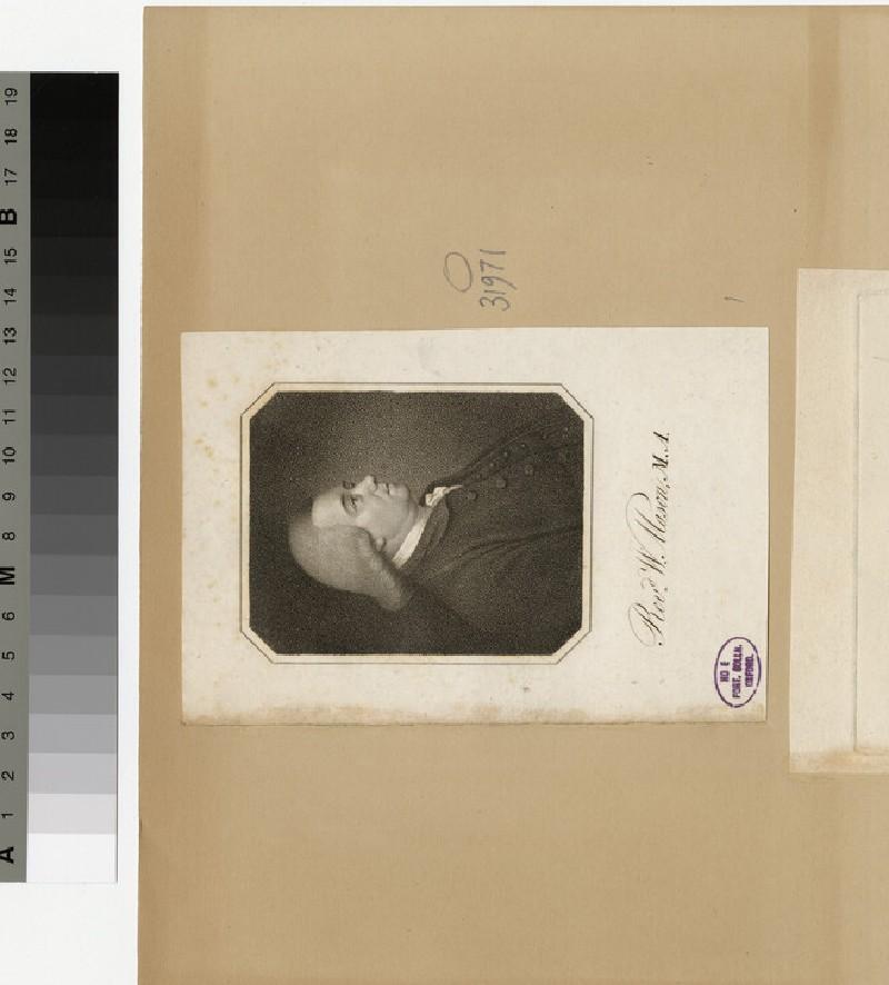Portrait of W. Mason (WAHP31971)