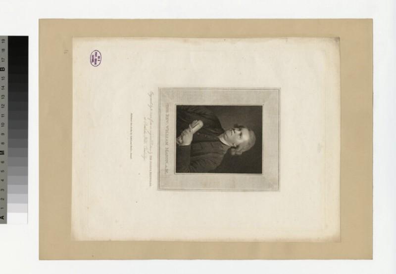 Portrait of W. Mason