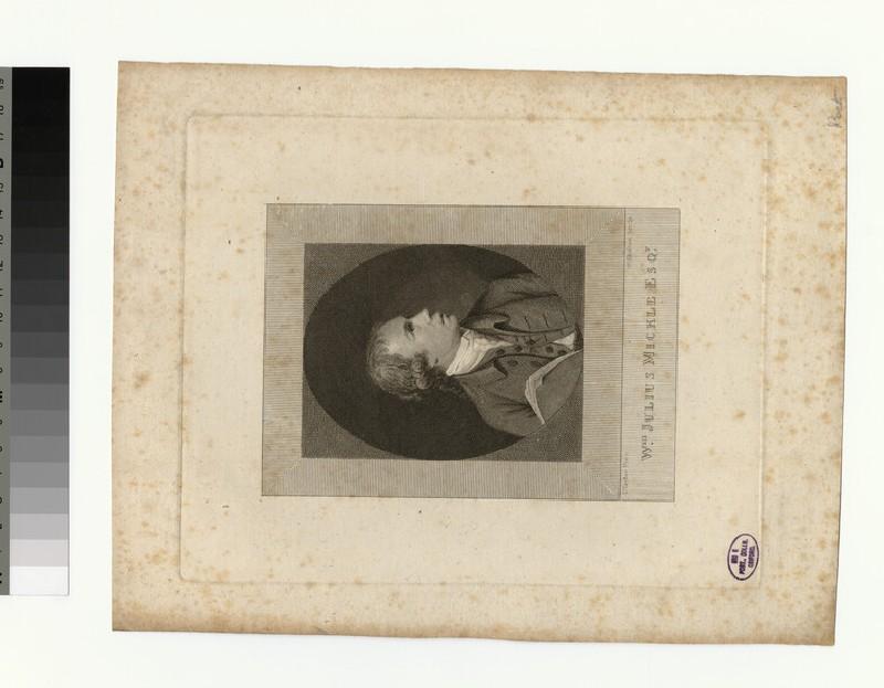 Portrait of W. J. Mickle (WAHP32016)