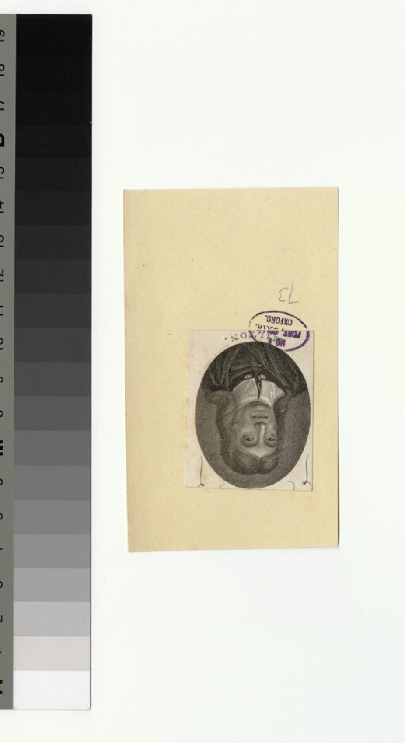 Portrait of John Milton (WAHP32100)