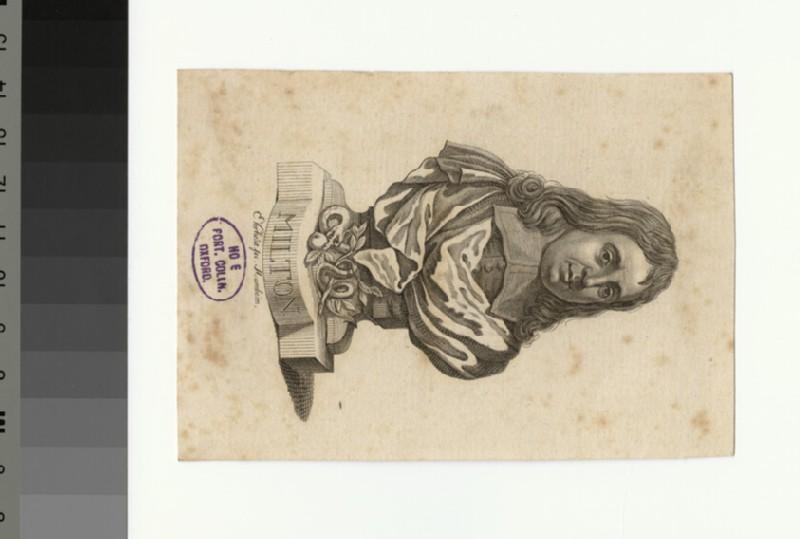 Portrait of Milton (WAHP32126)