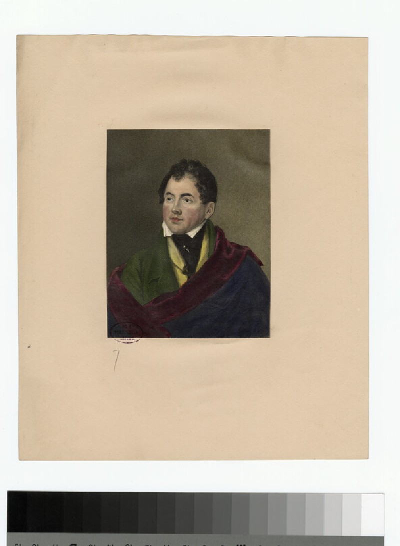 Portrait of T. Moore (WAHP32188)
