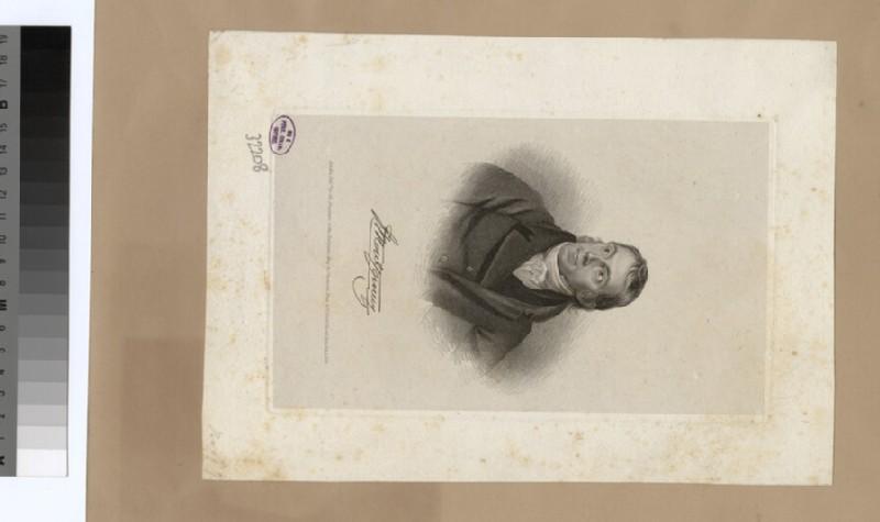 Portrait of J. Montgomery