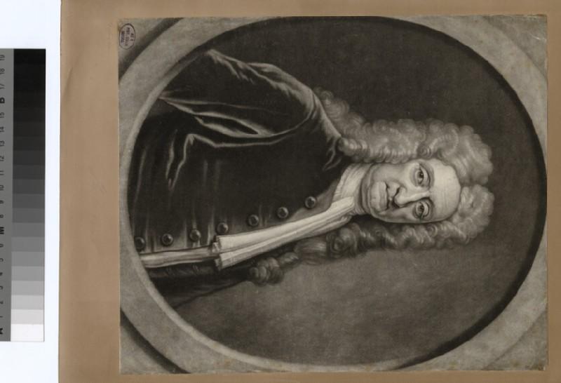 Portrait of Lord Molesworth