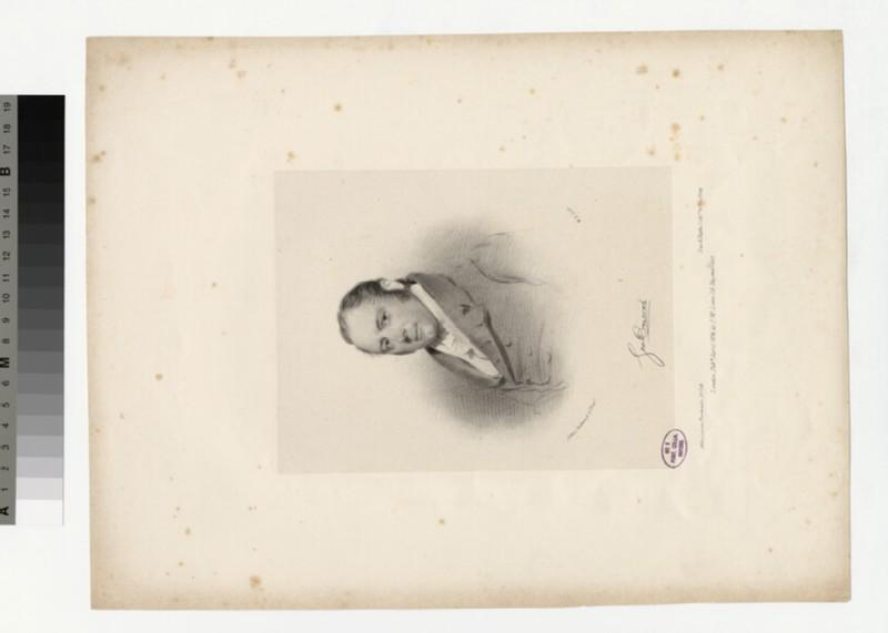 Portrait of G. Ormerod