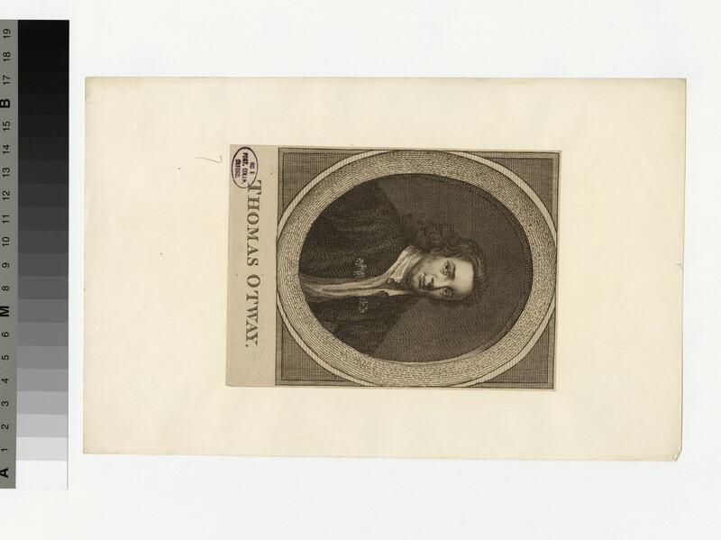Portrait of T. Otway