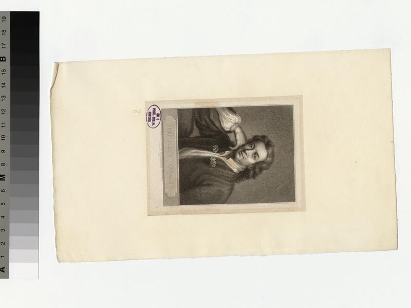 Portrait of T. Otway (WAHP32272)