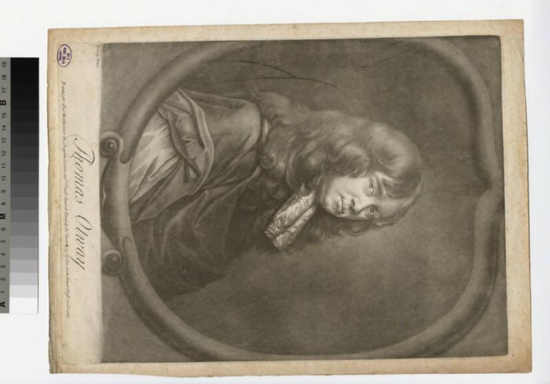 Portrait of T. Otway (WAHP32277)