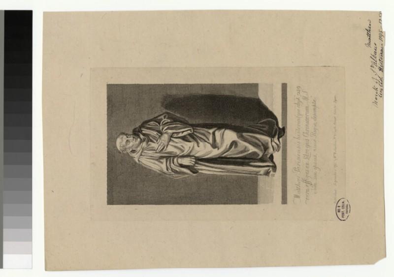 Portrait of M. Paris