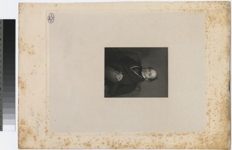 Portrait of Pettigrew