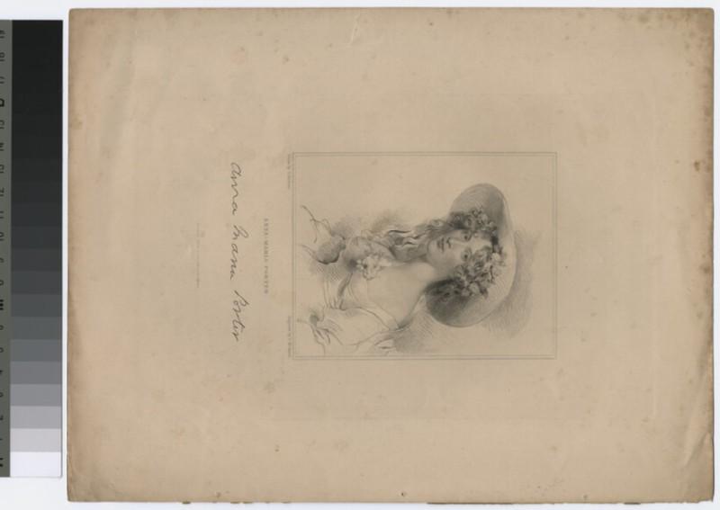 Portrait of A. M. Porter (WAHP32416)