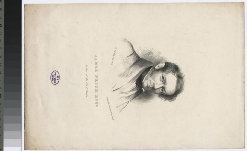 Portrait of J. Prior (WAHP32423)