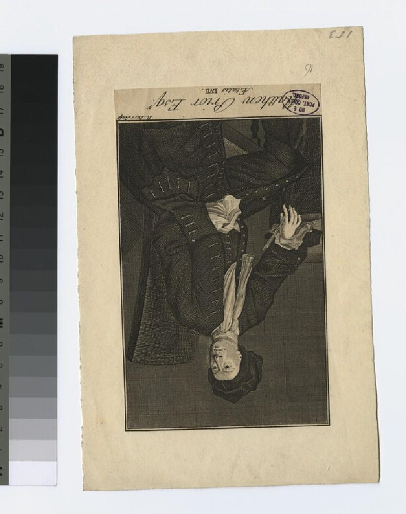 Portrait of Matthew Prior (WAHP32441)