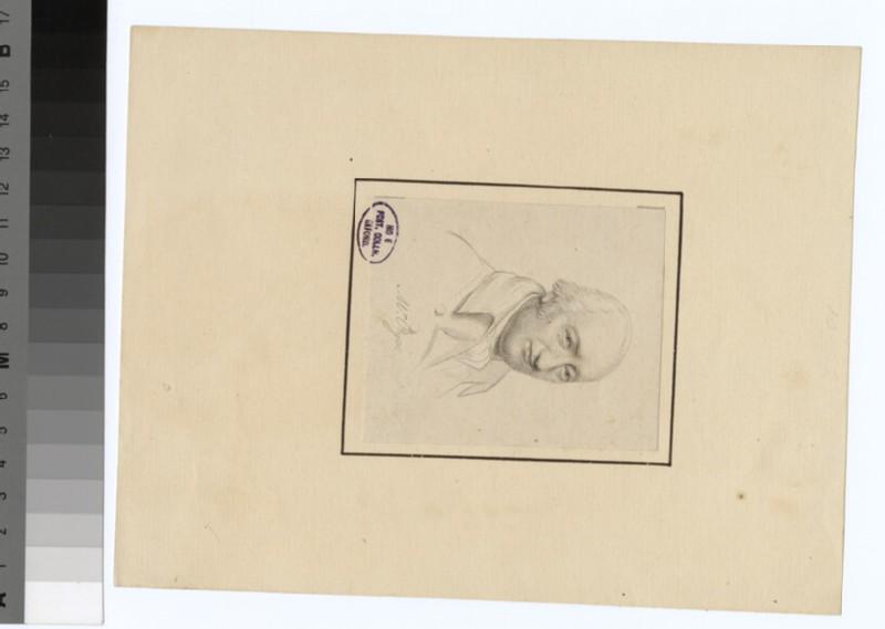 Portrait of Mr Pye (WAHP32449)