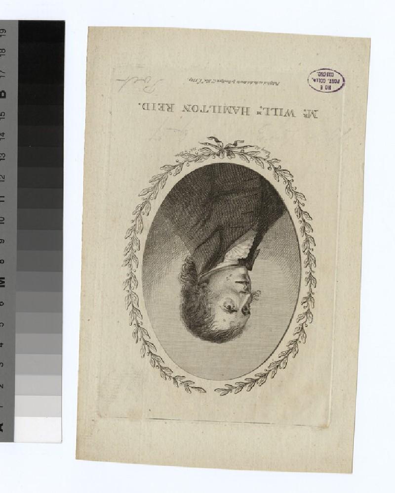 Portrait of G. H. Reid