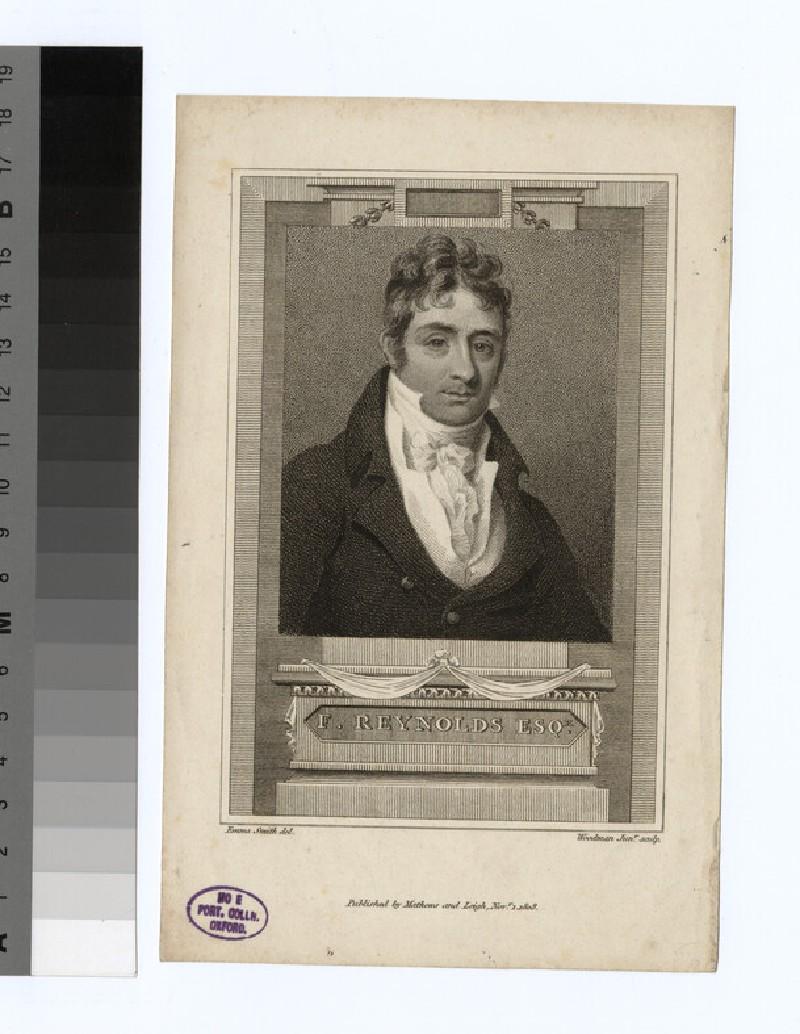 Portrait of Frederick Reynolds (WAHP32477)