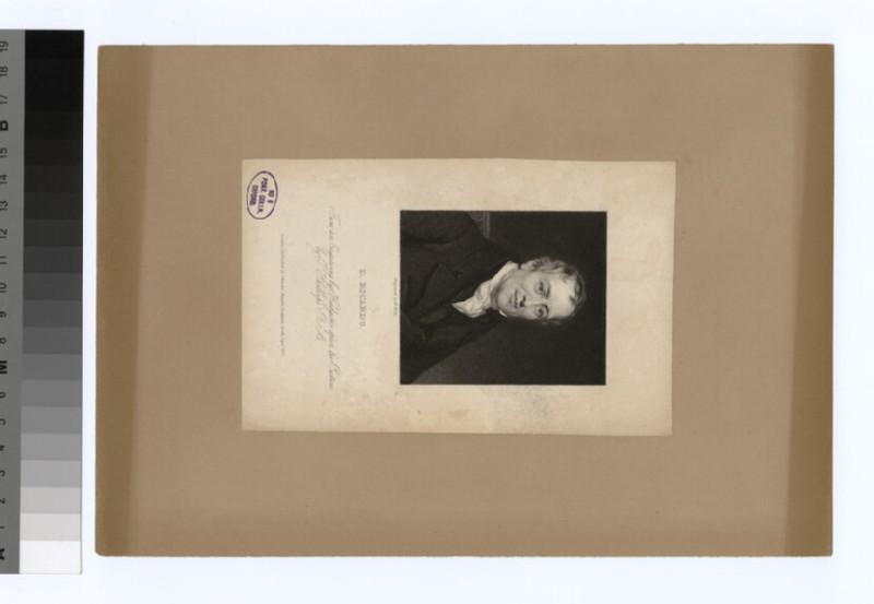 Portrait of D. Ricardo