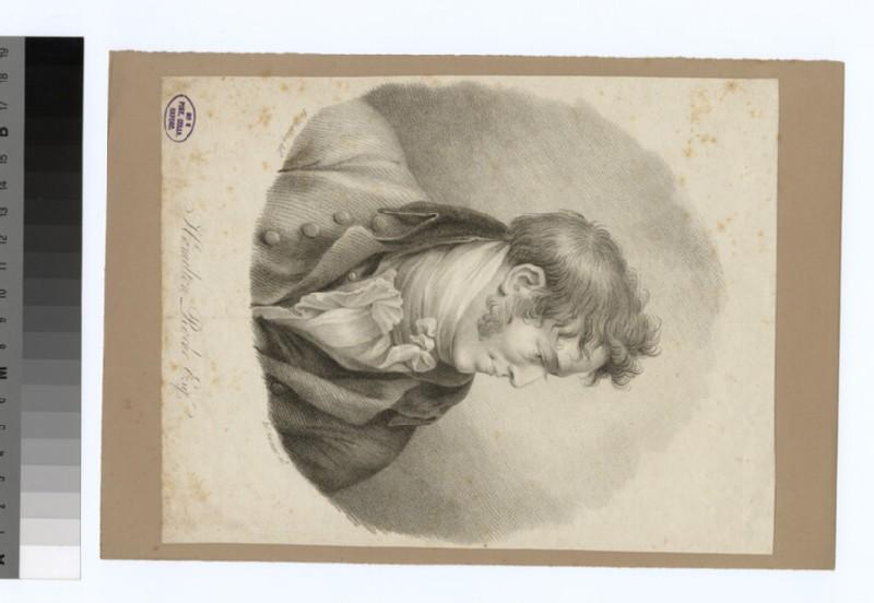 Portrait of H. Roche